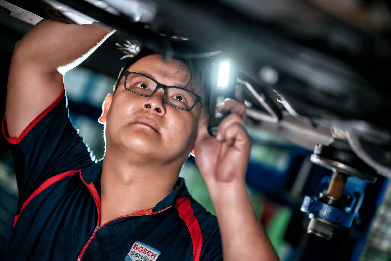 Servicing & Repair